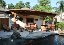 arbor-pergola-with-outdoor-kichen-bar-by-swimming-pool