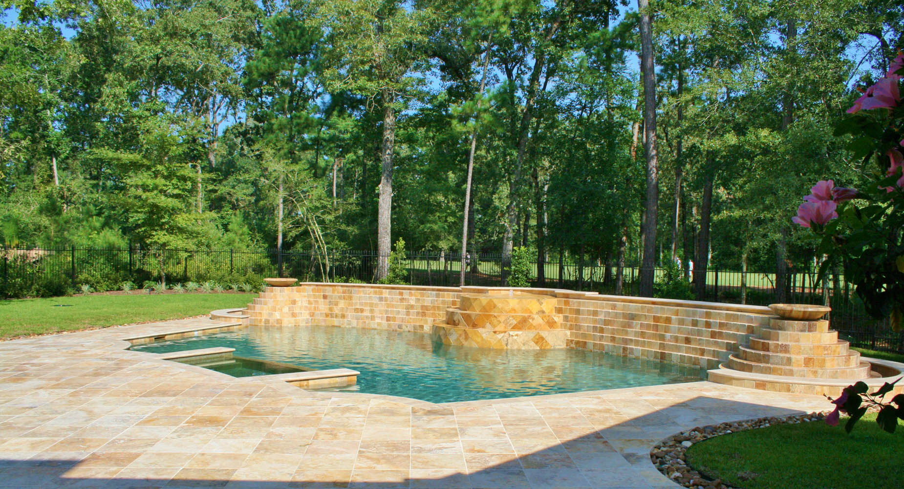 Pool Photos Houston The Woodlands Tropical Pools