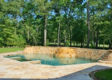 mediterranean-pool-with-spa-and-water-fountain-water-bowls