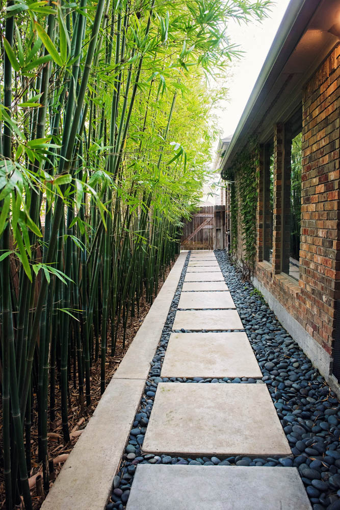 Houston Landscape Photos Spring Outdoor Living The